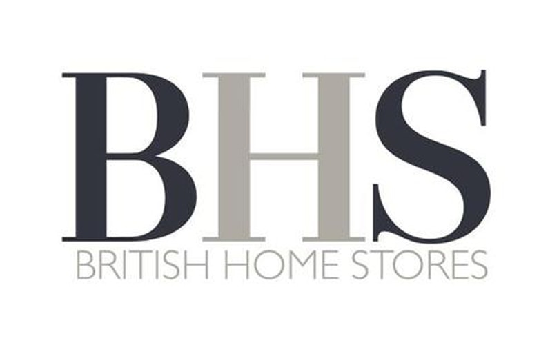 Bhs launches new logo for British house store