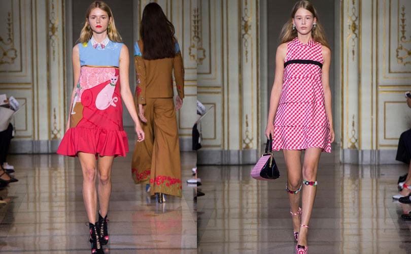 La moda en Milán se tiñe de poesía