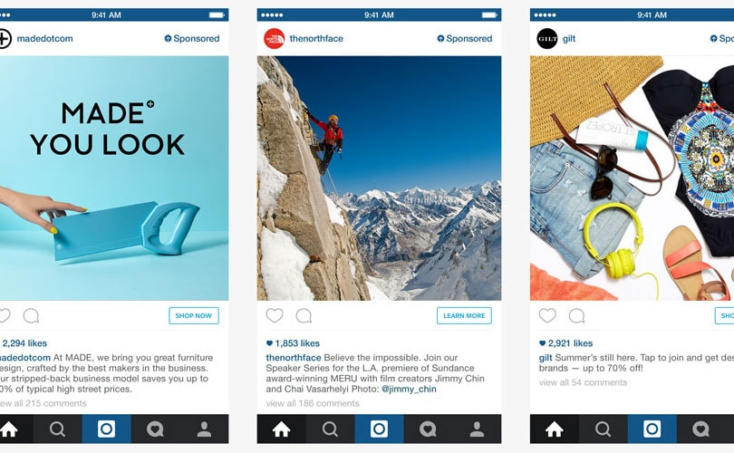 Instagram now fully open to all advertisers