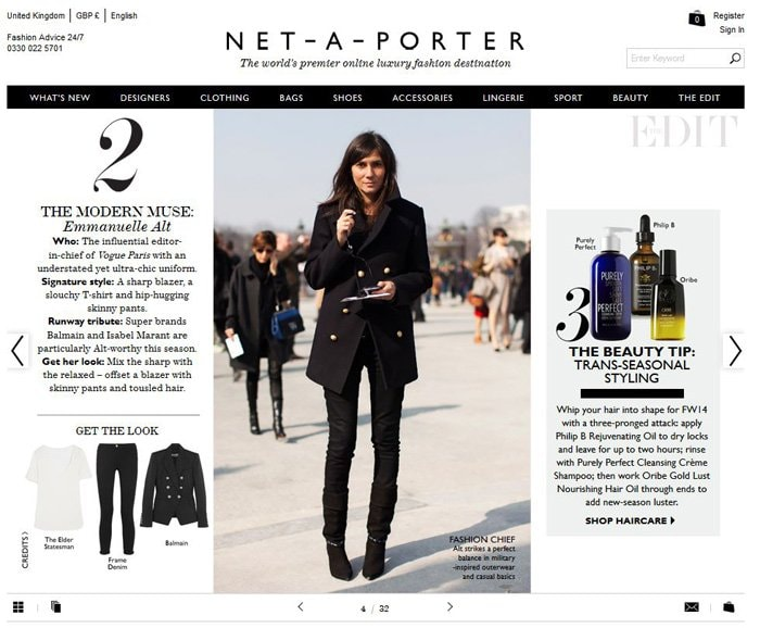 e79932635922 Net-A-Porter and the start of luxury fashion e-commerce