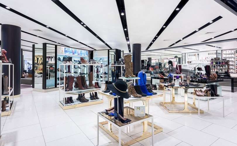 Moda in Pelle opens first concession in House of Fraser