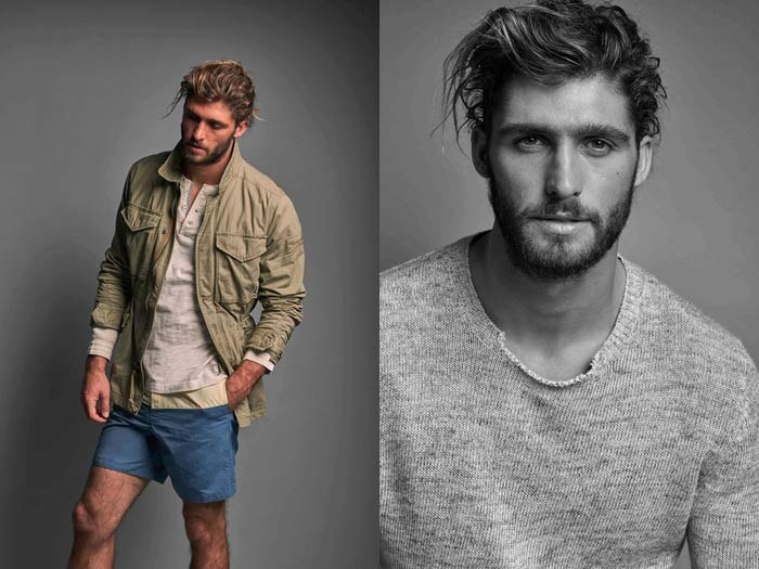 Abercrombie & Fitch Unveils New Course For Menswear