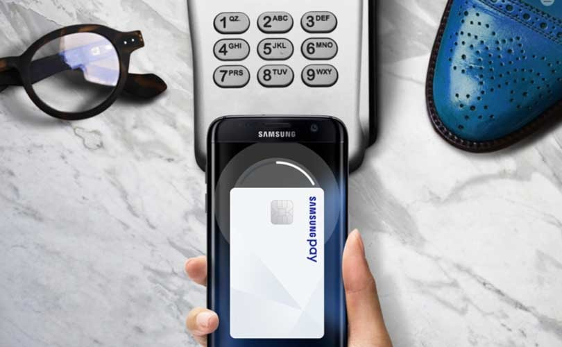 Samsung follows Apple with launch of mobile payment in China