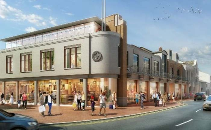 Royal Victoria Place gains planning consent