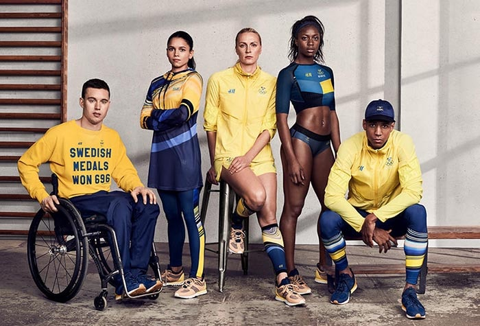 9d9fe28419df In Picture  Olympic Games 2016 sportswear