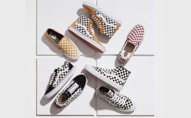 Vans debuts retro checkerboard capsule collection