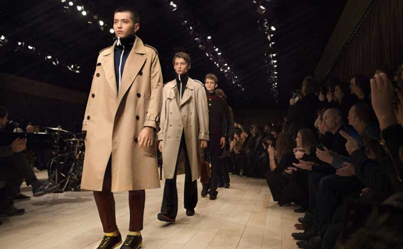 e4a25560bece Burberry blames difficult luxury environment for sales decline