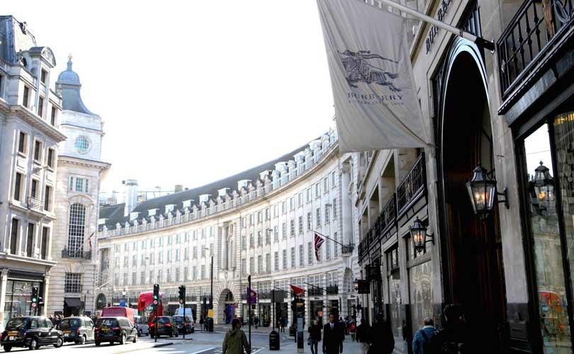 London: the #1 International Retail Market