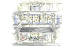 Kate Spade opens flagship store on Regent Street