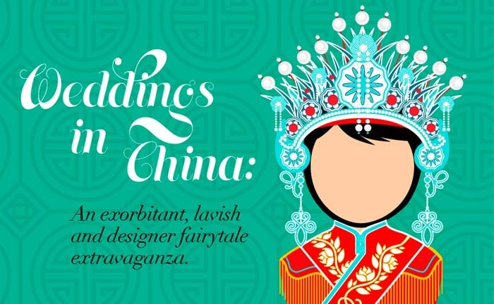 Coming up - Inside the big fat wedding industry part 2: Weddings in China