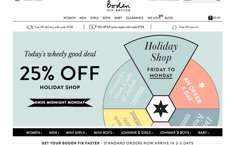 Boden appoints new director of digital experience
