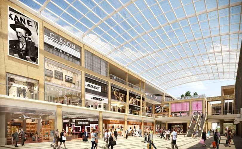 Westgate Oxford More Than 50 Percent Pre Let