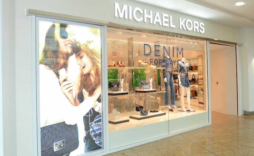 d9aa4e7b9 Michael Kors opens Meadowhall flagship