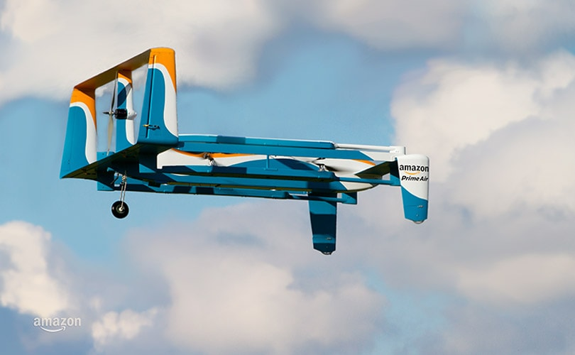 US opens up skies for commercial drone operators