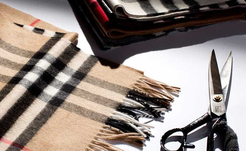 Burberry Perry being sued by Burberry for trademark infringement