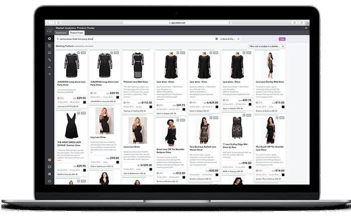 How online fashion companies use data to enhance sales