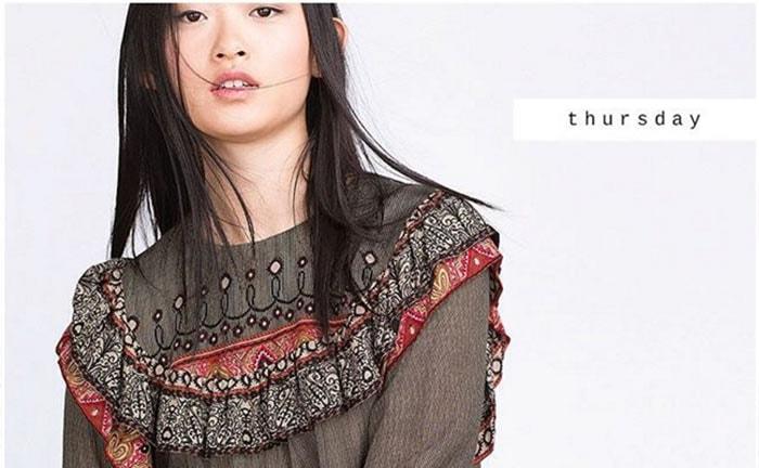 Zara entre las marcas preferidas por los jovenes chinos