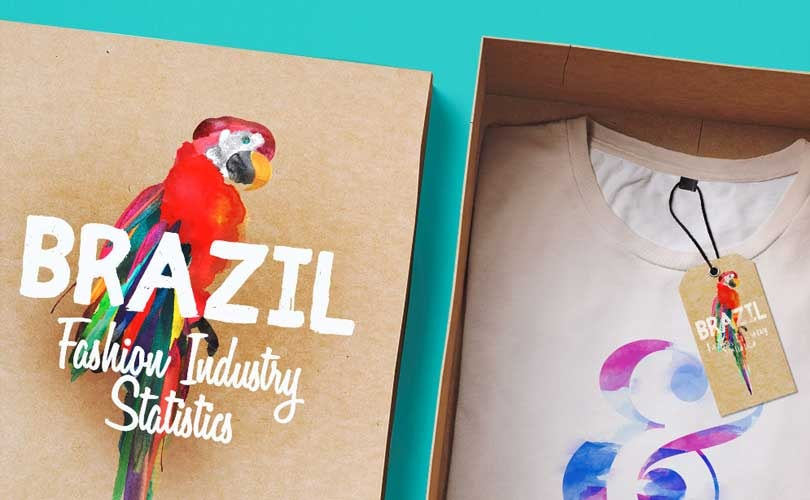 Fashion industry statistics infographics part 3: Brazil