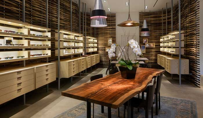 dbdf0268aa7 Oliver Peoples selects London as location for first European Store