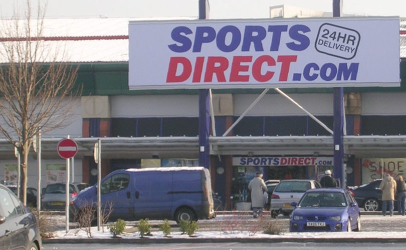 "Mike Ashley loses ""right arm"" as he is named CEO of Sports Direct"