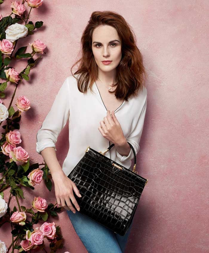 Aspinal of London teams up with Michelle Dockery