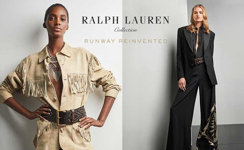 Ralph Lauren transforms Madison Avenue for NYFW show