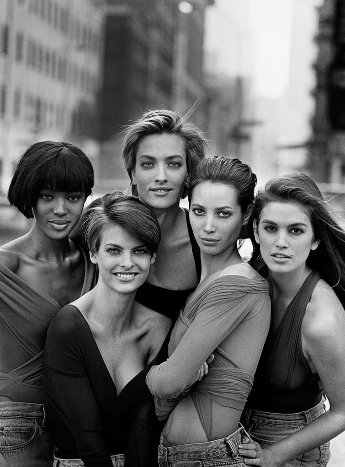 Peter Lindbergh redefines beauty in: 'A Different Vision on Fashion Photography'