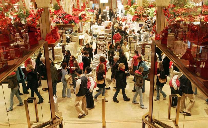 No merry Christmas for fashion retailers