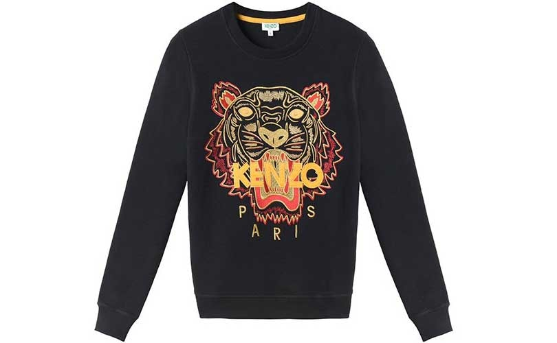 fceaac62 Kenzo capsule collection to honor year of the monkey