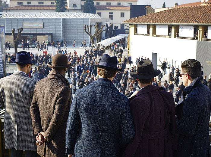Pitti Uomo kicks off on a positive note
