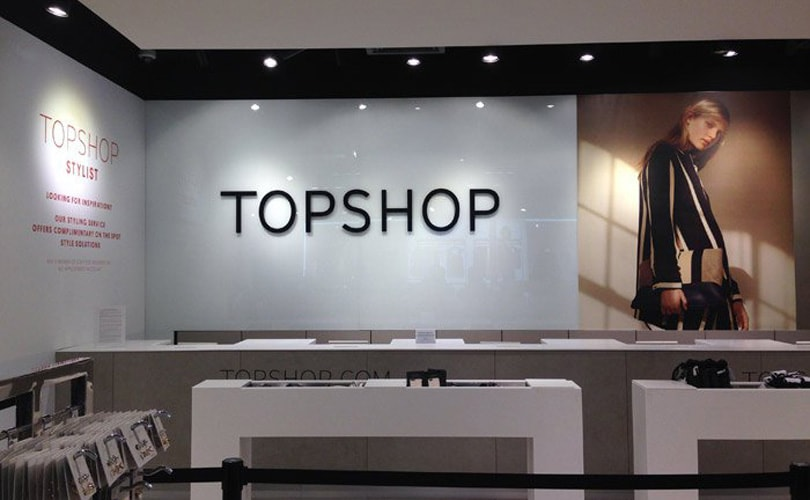 Topshop shies away from entry into Germany