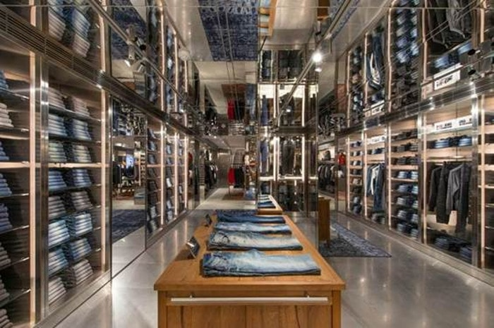Diesel opens new retail concept at London flagship