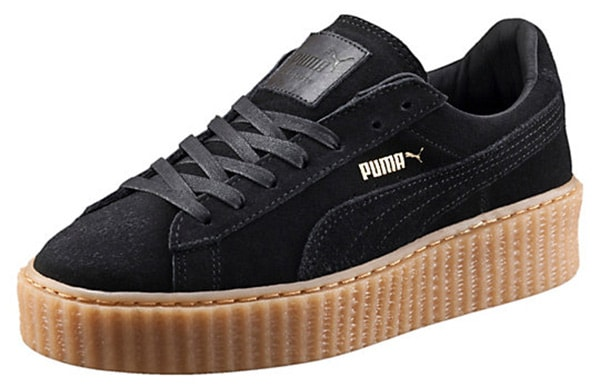 sports shoes 71c8c 023a7 Fenty Puma Creeper by Rihanna named 2016 Shoe of the Year