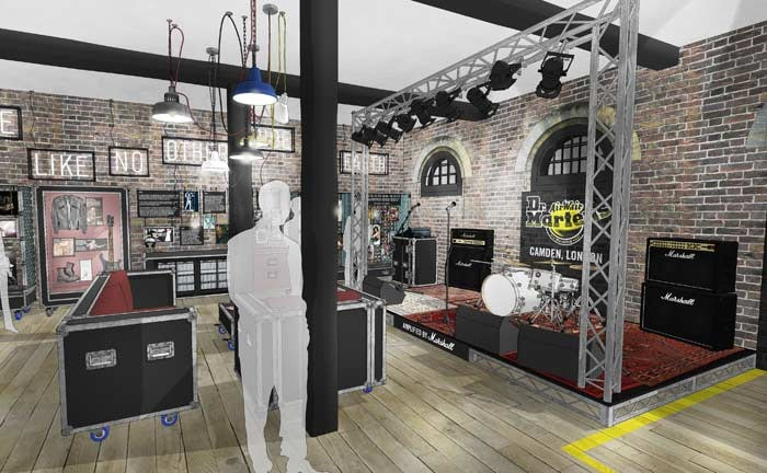 6480e3d4980 Dr. Martens selects Camden as the location for its new base and concept  store