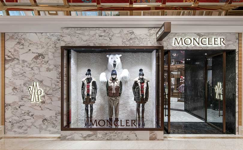 50beed368 Moncler nine months revenues increase 14 percent