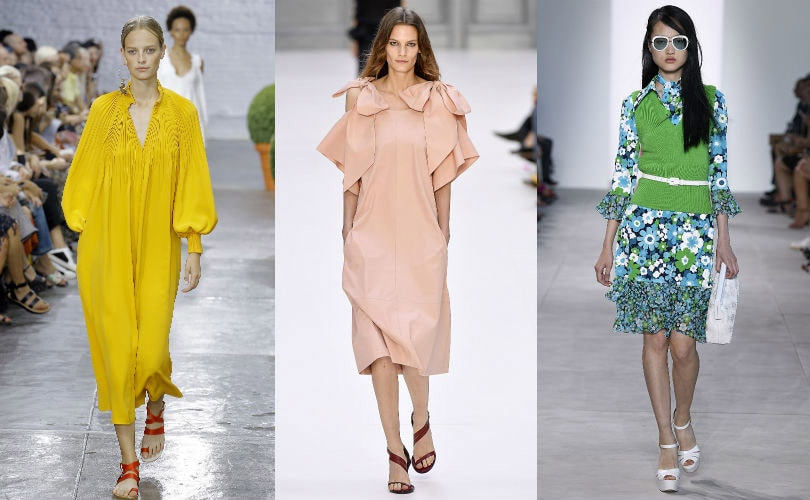 Seen on the Catwalk: Top Colours for Spring/Summer 2017