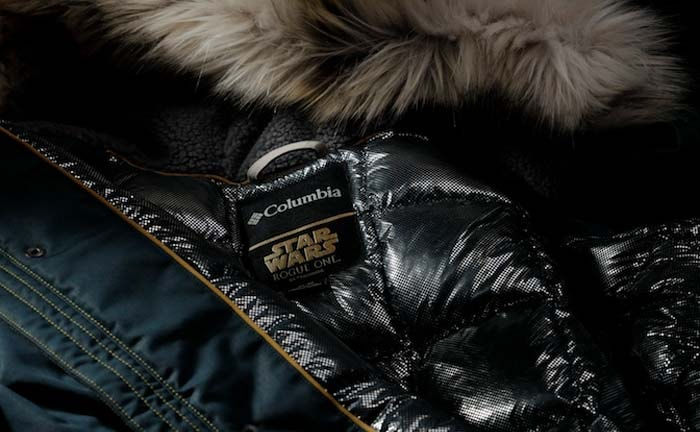 Columbia Sportswear launches Star Wars line