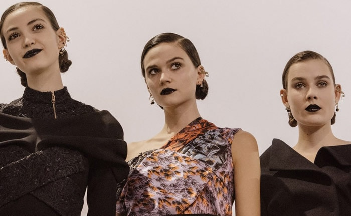 At Dior, the show must go on