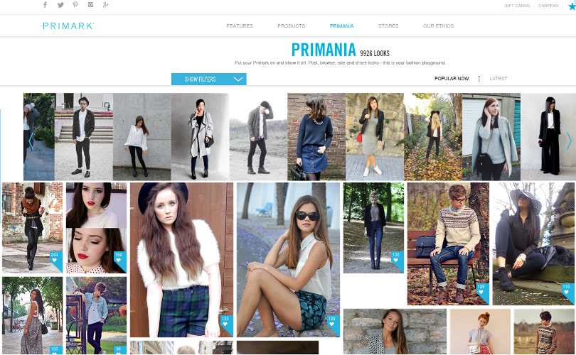 Can 'Primania' satisfy Primark's lack of e-commerce?