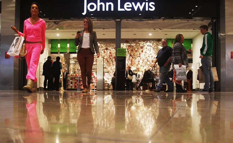 Money for old socks: John Lewis to buy back clothes to cut waste