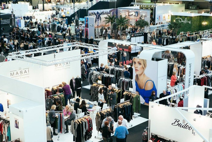 Videos: Feria de moda Británica Pure London