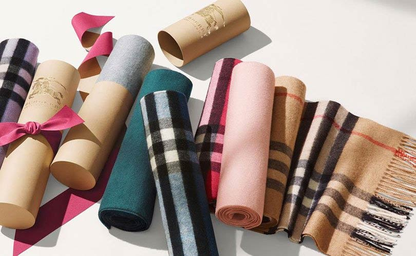 Burberry launches lawsuit against J.C Penney for selling copycat coat and scarves