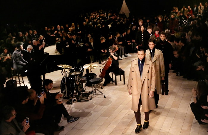 Burberry shakes up Fashion Week by merging shows to two annual events