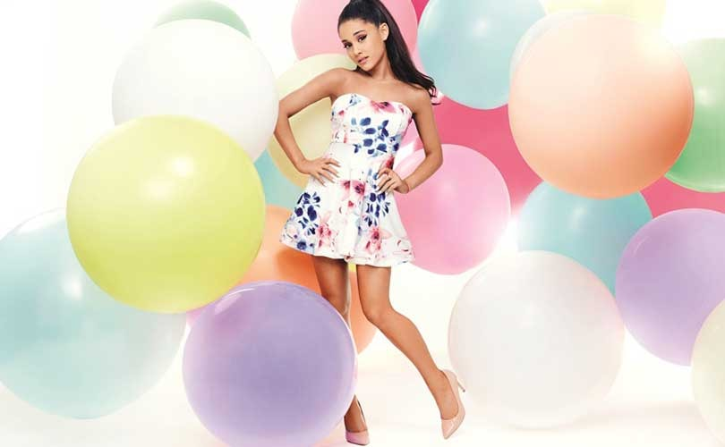 Lipsy announces collaboration with singer Ariana Grande
