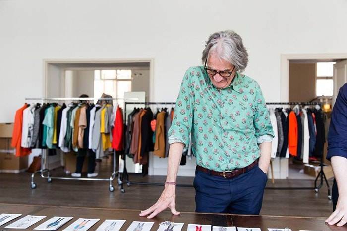 Paul Smith restructures business in response to a fashion
