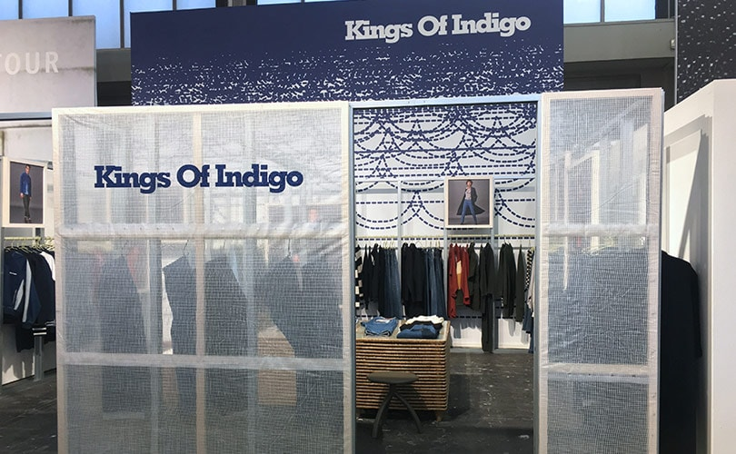 In Picture: Kings of Indigo unveils debut retail concept at Modefabriek