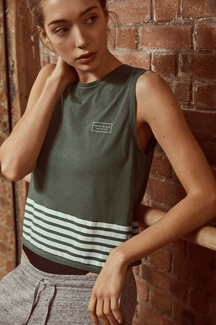 In Pictures: Jack Wills launches debut sportswear collection
