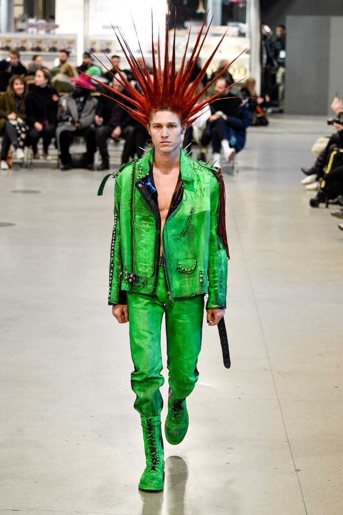 Vetements Owns The Catwalk At Paris Couture Week