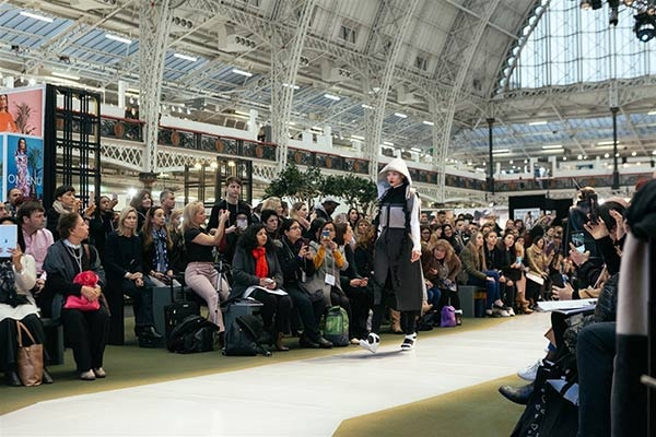 In Pictures: Pure London Autumn/Winter 2017-2018