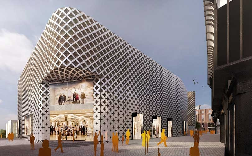 House of fraser to anchor chester development for Housse of fraser